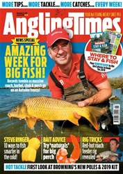 Angling Times issue 13th November 2018