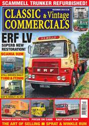 Classic & Vintage Commercials issue December 2018