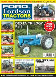 Ford & Fordson issue Dec/Jan 2018