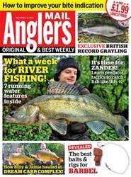 Anglers Mail issue 13th November 2018