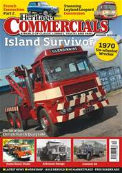 Heritage Commercials Magazine issue December 2018