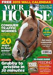 Your Horse issue January 2019