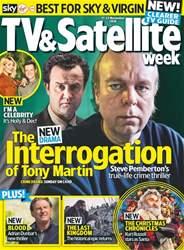 TV & Satellite Week issue TV & Satellite Week