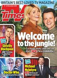 TV Times issue 17th November 2018