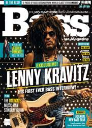 Bass Guitar issue December 2018