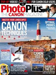 PhotoPlus issue December 2018