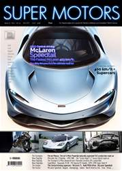 SUPER MOTORS issue Issue 73