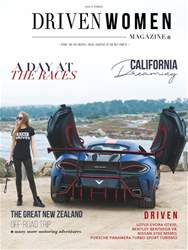 Driven Women Magazine issue Issue Three