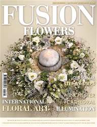 Fusion Flowers issue Fusion Flowers Issue 105