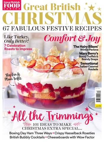 Great British Food issue Dec-18