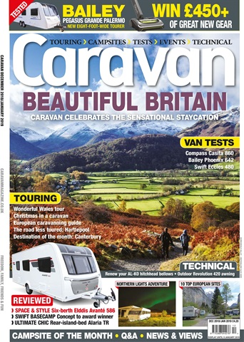 Caravan Magazine issue Caravan Magazine | Dec/Jan 2019