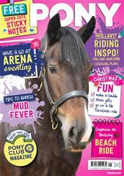 Pony Magazine issue PONY Magazine – January 2019