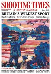 Shooting Times & Country issue 14th November 2018