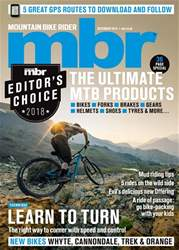 Mountain Bike Rider issue December 2018