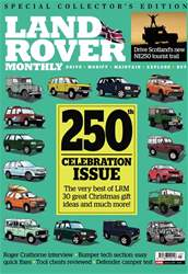 Land Rover Monthly issue January 2019