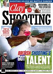 Clay Shooting issue December 2018
