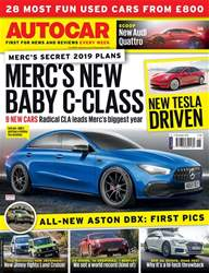 Autocar issue 14th November 2018