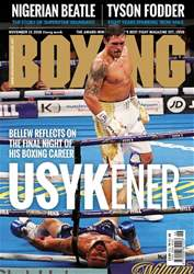 Boxing News issue 13/11/2018