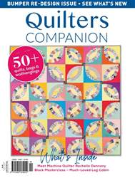 Quilters Companion issue Issue#94 - 2018