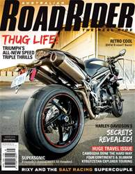 Australian Road Rider issue Issue#147 Nov 2018