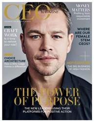 The CEO Magazine ANZ issue December 2018
