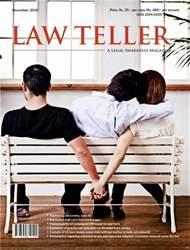 Lawteller – A Legal Awareness Magazine issue November 2018