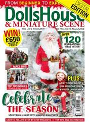 Dolls House and Miniature Scene issue December 2018 (295)