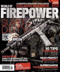 World of Fire Power issue Jan/Feb 2019