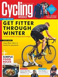 Cycling Weekly issue 15th November 2018