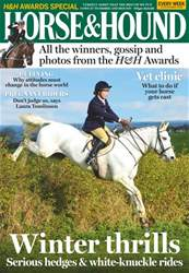 Horse & Hound issue 15th November 2018