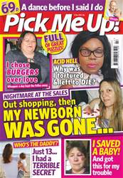 Pick Me Up issue 22nd November 2018