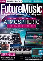Future Music issue December 2018