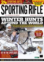 Sporting Rifle issue December 2018