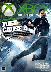 Official Xbox Magazine (UK Edition) issue Xmas Special