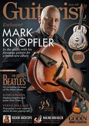 Guitarist issue December 2018
