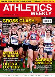 Athletics Weekly issue 15 November 2018