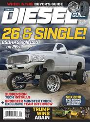 Ultimate Diesel Builders Guide issue Dec/Jan 2019
