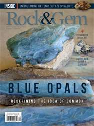 Rock & Gem Magazine Magazine Cover