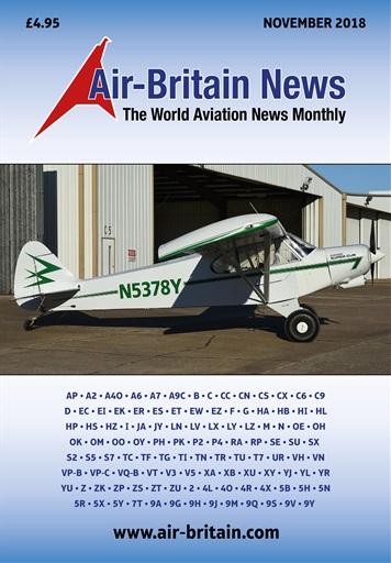 Air Britain Magazine Preview