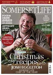 Somerset Life Magazine Cover