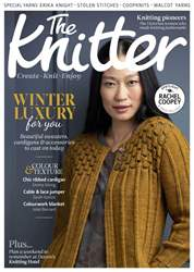 The Knitter issue Issue 131