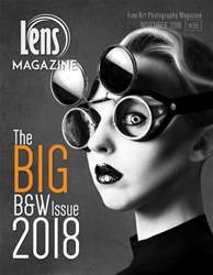 Lens Magazine issue Issue #50. November 2018