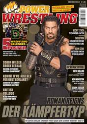 Power-Wrestling issue Dezember 2018