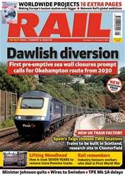 Rail issue Issue 866
