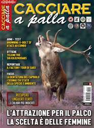 CACCIARE A PALLA issue Dicembre 2018