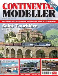 Continental Modeller issue December 2018