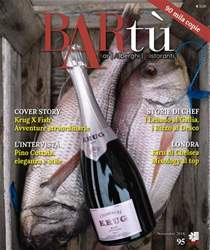 Bartù issue novembre