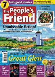 The People's Friend issue 24/11/2018