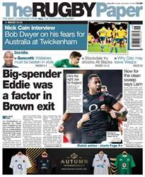 The Rugby Paper issue 18th November 2018