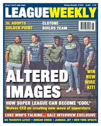 League Weekly issue 852